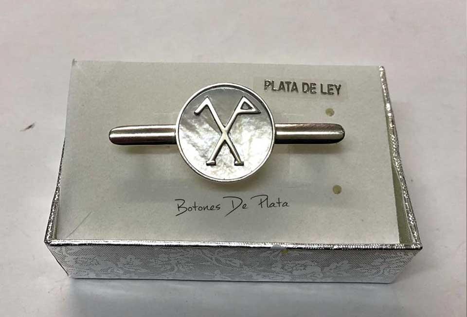 Botones de Plata-Alfiler-nacar-y-plata-1