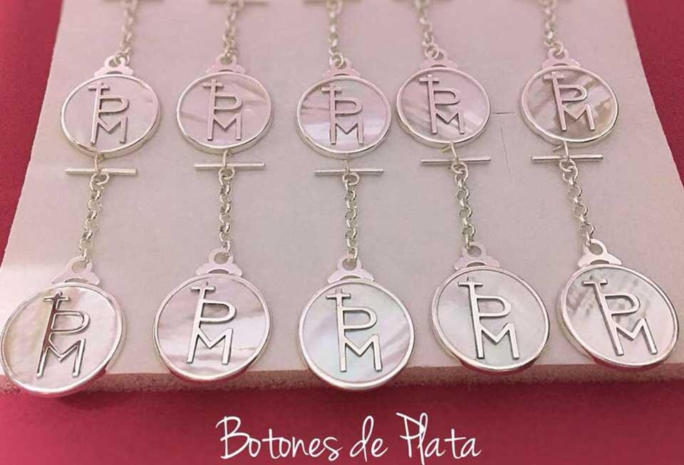 Botones de Plata-Caireles-nacar-y-plata.-3