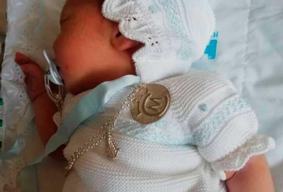 Botones de Plata-alfiler-chupete-bebé-personalizado