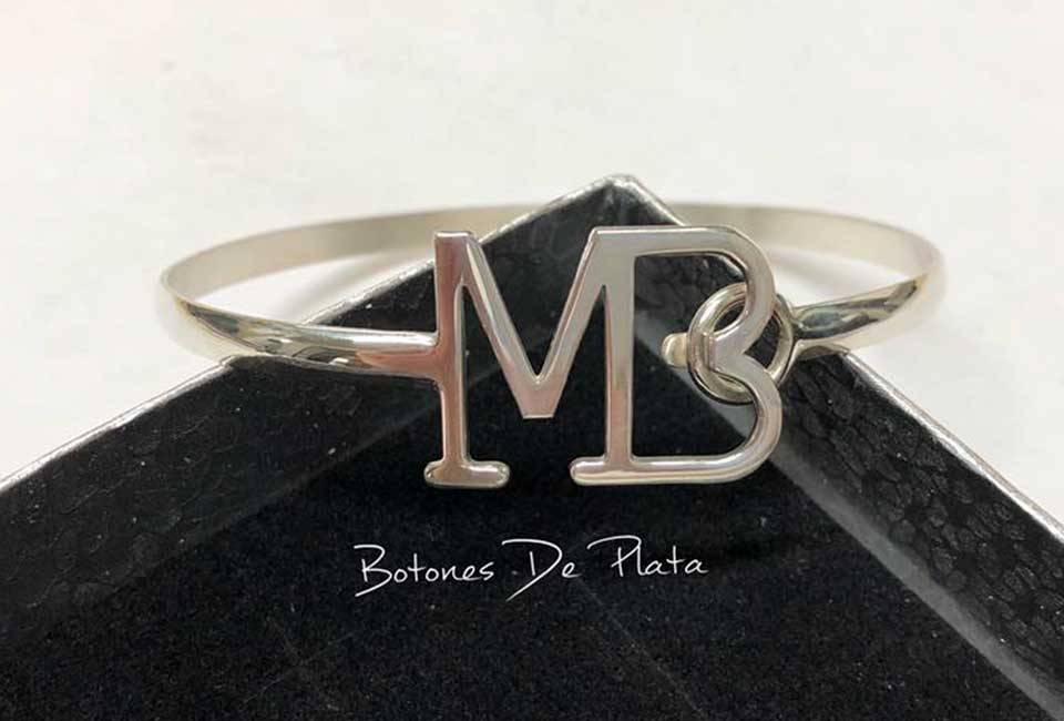botones de plata-pulsera-personalizada-7