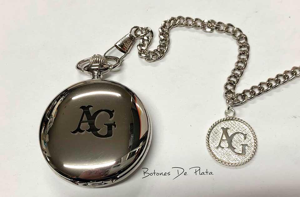 botones de plata-reloj-bolsillo-grabado-y-chapa-de-plata-1